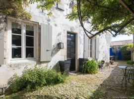 Le Clos du Vieux Porche, villa in La Couarde-sur-Mer
