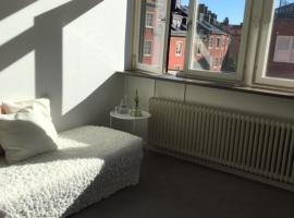 Apartment Stockholm Vasastan, apartment in Stockholm