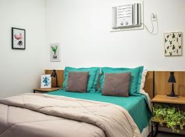 Apartamento próximo ao Centro de Eventos Pantanal, apartment in Cuiabá