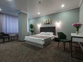 Flora Hotel, hotel near Belgorod International Airport - EGO, Belgorod