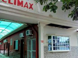 hotel climax, motel in Veracruz