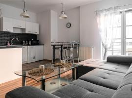 Apartament na Wyspie Piasek, hotel in Kłodzko