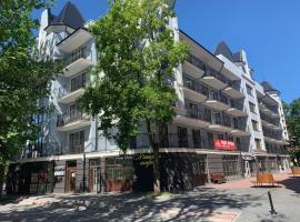 Apartments Malina Alt Platz, апартаменты/квартира в Светлогорске