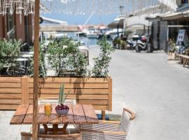 Aisha Petite Suites, pet-friendly hotel in Chania Town