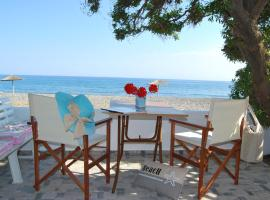 Hatzidakis Beach Retreat, villa in Ierápetra