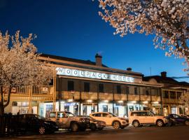 The Woolpack Hotel, hotel in Mudgee