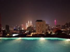 Leo Palace New Wing Kuala Lumpur, PWTC,吉隆坡的飯店
