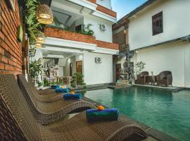 Ubudku Villas, hotel in Ubud