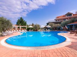 Ocean Beach Hotel, готель у місті Скала-Потамьяс
