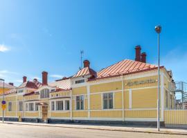 De Gamlas Hem Hotel & Restaurant, hotelli Oulussa