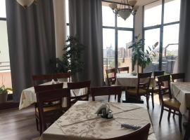 Guci Hotel, hotel din Constanţa