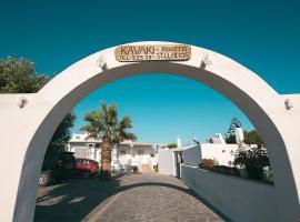 Kavaki Studios, B&B in Mikonos