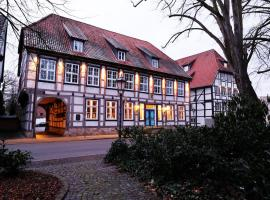 Hotel zur Fürstabtei, hotel near Messe Bad Salzuflen, Herford