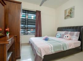 Cyber City Vacation Homestay, pet-friendly hotel in Kota Kinabalu