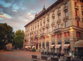 Grand Hotel Regina, hotel near Parco delle Fiabe, Salsomaggiore Terme