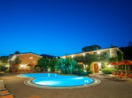 Residence Baia Infreschi, serviced apartment in Marina di Camerota