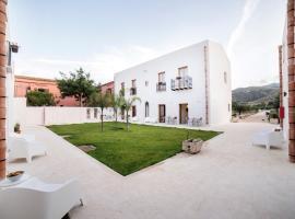 Baglio La Riserva, villa in Scopello