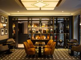 Lenox Montparnasse, hotel near Saint-Jacques Metro Station, Paris