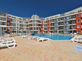 Private apartment in Emberli Aparthotel, hotel in Lozenets