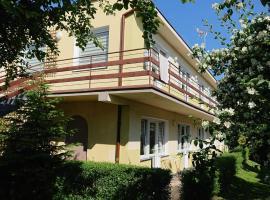 Ogrodowe zacisze, family hotel in Jastrzębia Góra
