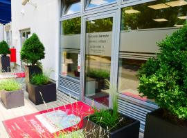 Parkhotel Marzahn, pet-friendly hotel in Berlin