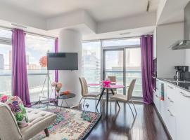 Simply Comfort.Gorgeous Downtown Apartment, hotel in Toronto