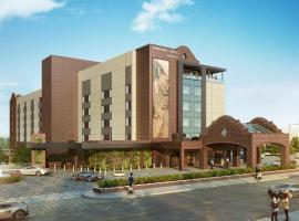 SpringHill Suites by Marriott Fort Worth Historic Stockyards, hotel di Fort Worth