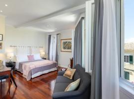 Dousmani Corfu Old Town studio suite, hotel near Public Library, Corfu