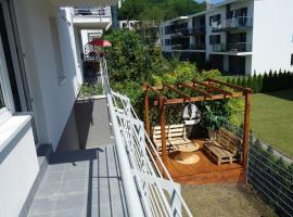 Bernadowska Apartmenty Lu, hotel near Sopot Aquapark, Sopot