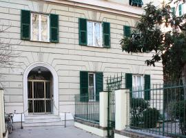 Il Giardino di Elettra - FreeParking, appartamento a Genova