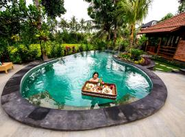 Puri Kobot, hotel in Ubud