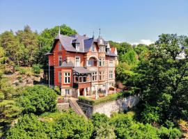 Hotel Villa Viktoria Luise, ξενοδοχείο σε Blankenburg