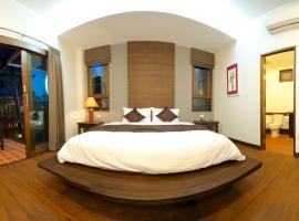 Dreamville Koh Phangan, готель біля визначного місця Тхонг-Сала, у місті Тонгсала