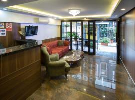 T-Square Residence, отель в Стамбуле, рядом находится Улица Истикляль