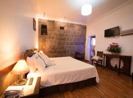 Loreto Boutique Hotel, hotel in Cusco