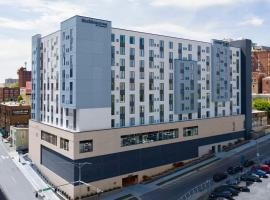 Residence Inn by Marriott Knoxville Downtown, hotel in Knoxville