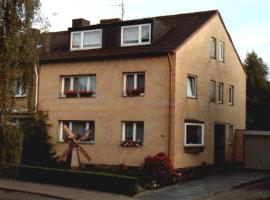 Pension Doemens, guest house in Aachen