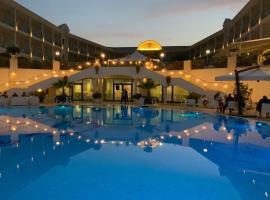 Albergo Centrale, hotel v destinácii Lamezia Terme