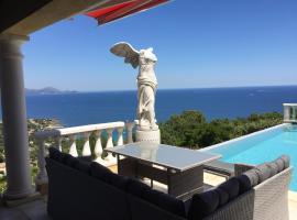 Villa Goonie, beach hotel in Les Issambres