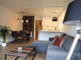 Zonnig centraal gelegen app. Nieuwpoort-bad op 80m van de zee, self catering accommodation in Nieuwpoort