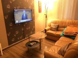 Tommy Apartman 2.0, akadálymentesített szállás Hajdúszoboszlón