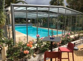 Hotel Restaurant Spa Aigue Marine, hotel in Tréguier