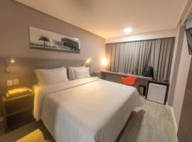 Intercity Campina Grande Citymix, luxury hotel in Campina Grande