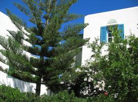 HOTEL KAPARI, ξενοδοχείο στην Αγία Άννα Νάξου