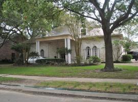 Nola jazzy mansion, villa in New Orleans