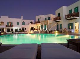 Ξενοδοχείο Odysseus, ξενοδοχείο στη Χώρα Φολεγάνδρου