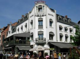 Hotel The Century, hotel in Hasselt