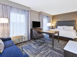 Hampton Inn & Suites Wells-Ogunquit, hotel v destinaci Wells