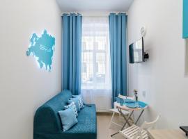Vokrug Sveta ApartHotel, appartamento a San Pietroburgo