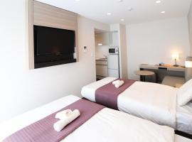 M-1 Tokyo Nishikojiya 1-II, apartment in Tokyo